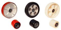 колеса и ролики для тележек